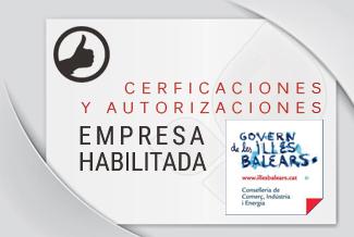 Descargar documento EMPRESA HABILITADA | SISTEMES FERRIOL